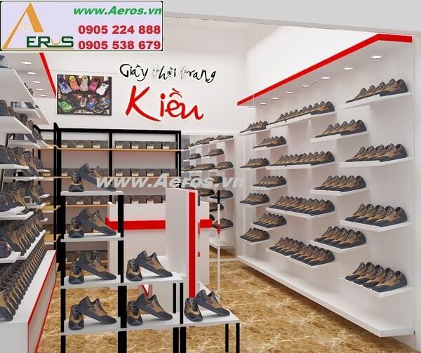 Thiết kế thi công bảng hiệu shop giày dép