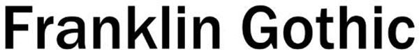 Font chữ làm bảng hiệu