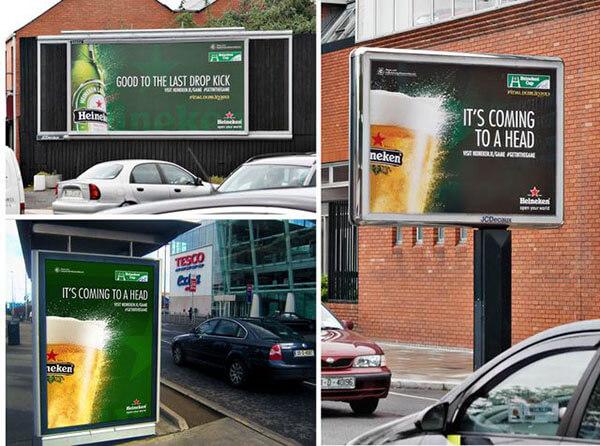 Kinh nghiệm làm bảng hiệu quảng cáo